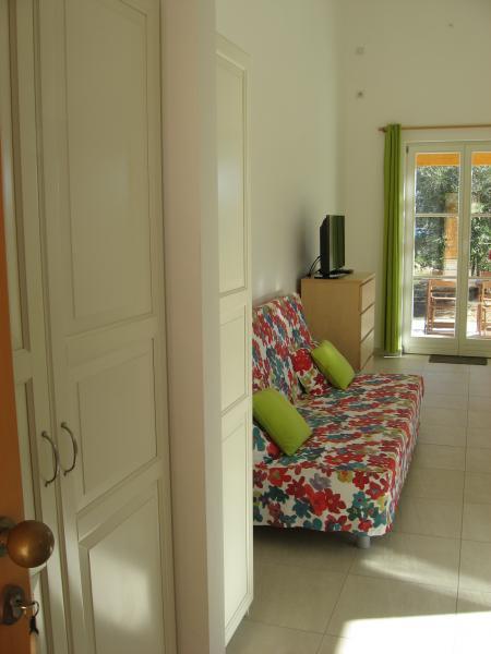 Entrée Location Studio 69880 Ile Rousse