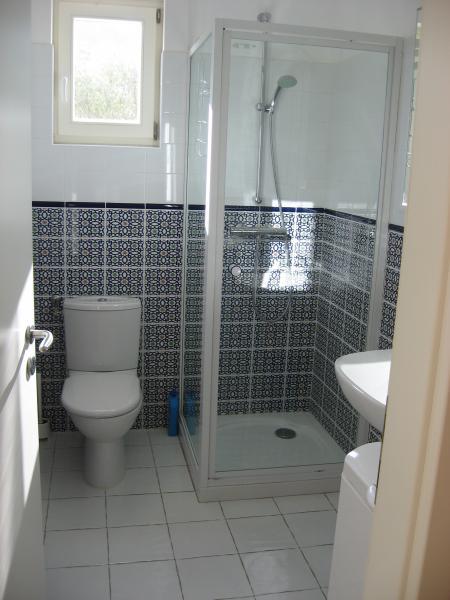 Salle d'eau Location Studio 69880 Ile Rousse