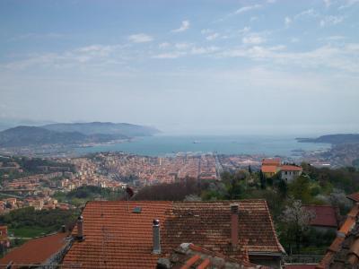 Vue ext�rieure de la location Location Maison 71024 La Spezia