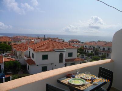 Vue du balcon Location Appartement 74992 Lourinh�