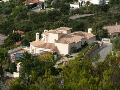 Vue ext�rieure de la location Location Villa 75113 Rosas