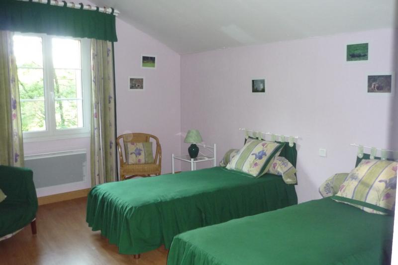 chambre 4 Location Gite 75307