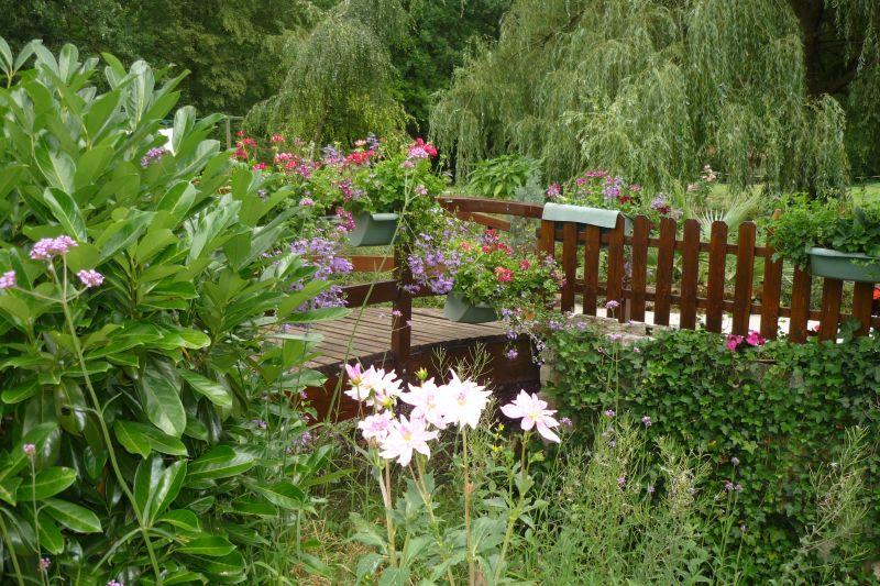 Jardin Location Gite 75307