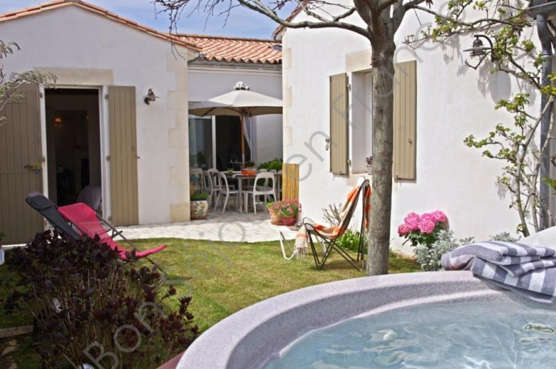 Jardin Location Villa 75537 La Flotte en Ré