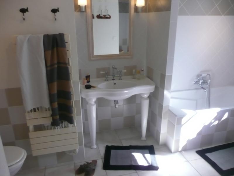 salle de bain Location Villa 75537 La Flotte en Ré