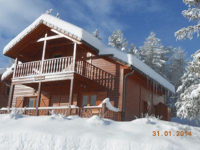 location chalet alpes sud particulier