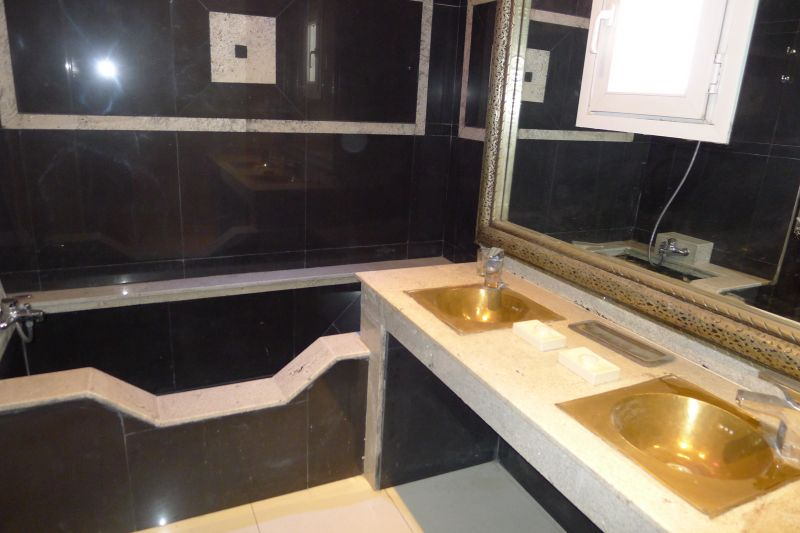 salle de bain 5 Location Villa 76643 Agadir