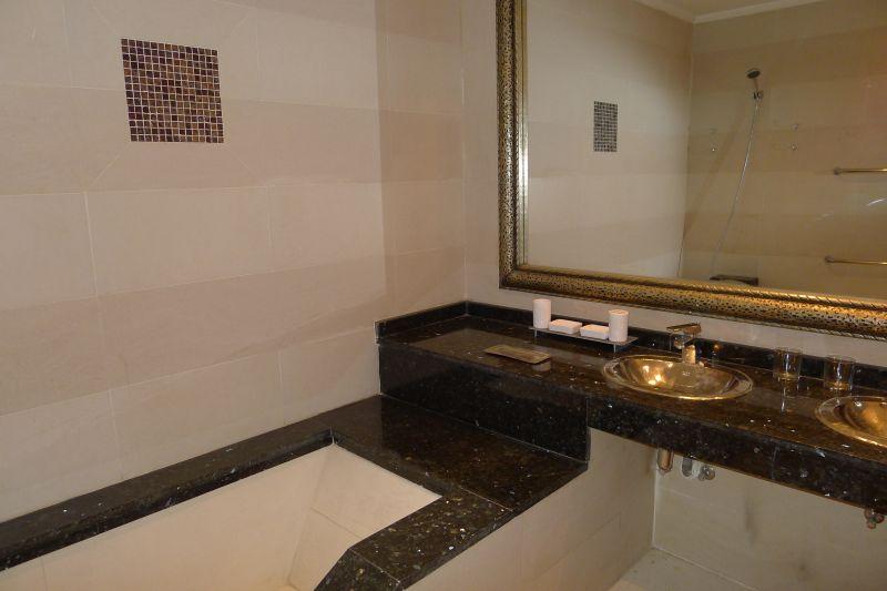 salle de bain 2 Location Villa 76643 Agadir