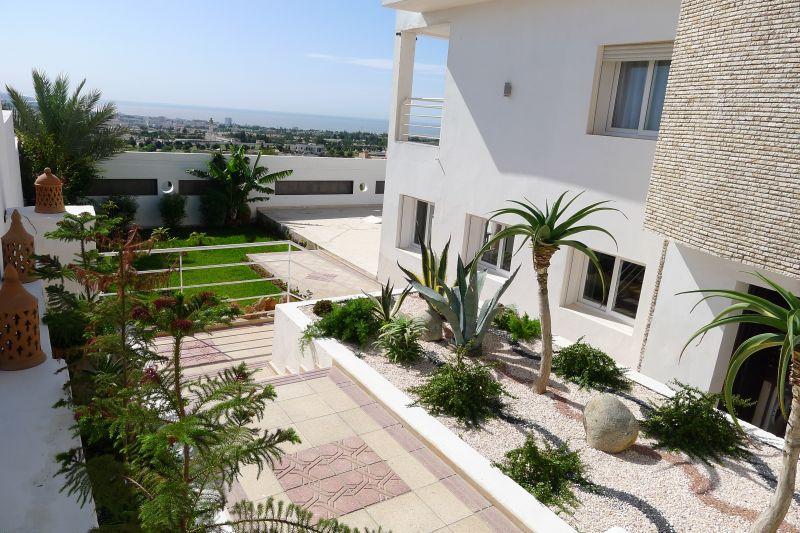 Jardin Location Villa 76643 Agadir