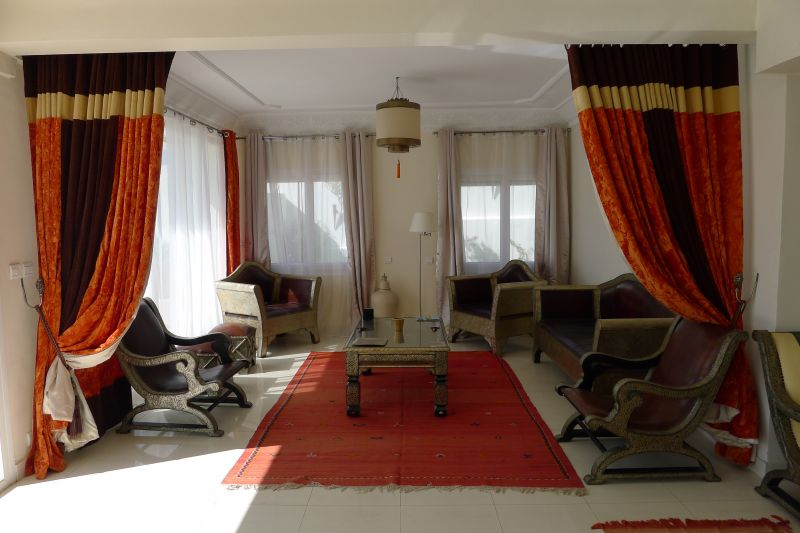 Salon 2 Location Villa 76643 Agadir