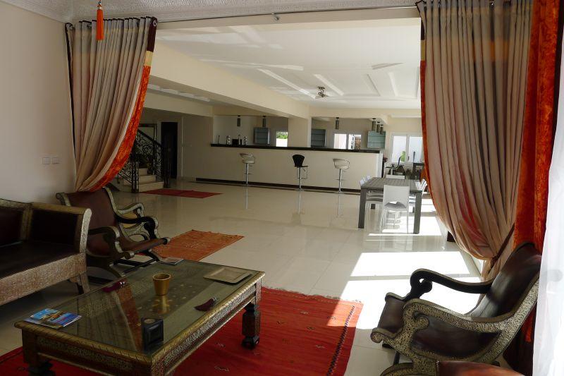 Salle à manger Location Villa 76643 Agadir
