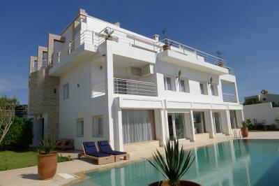 Vue ext�rieure de la location Location Villa 76643 Agadir