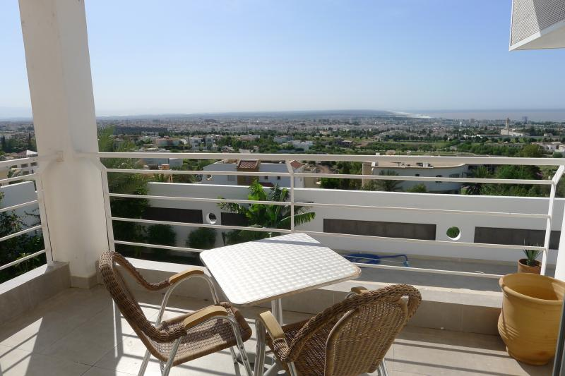Vue du balcon Location Villa 76643 Agadir