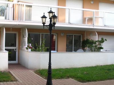 Vue extérieure de la location Location Appartement 77419 Les  Sables d'Olonne