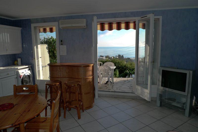 Vue depuis la location Location Appartement 78856 Nice