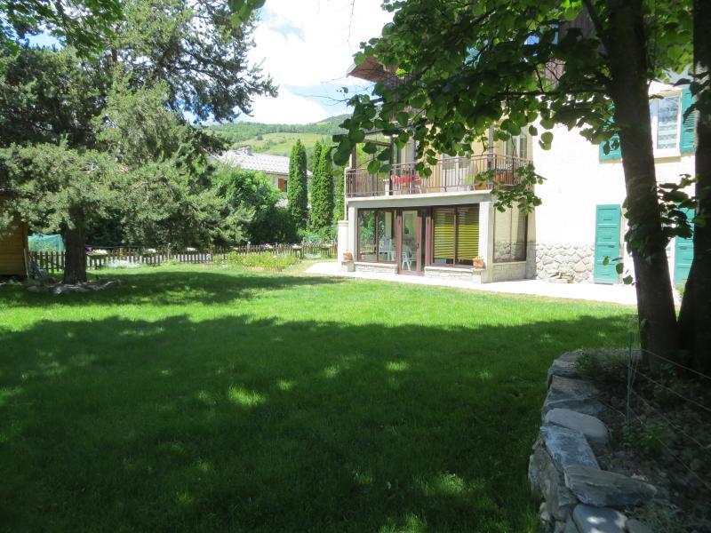 Jardin Location Appartement 79291 Barcelonnette