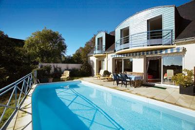 Vue extérieure de la location Location Villa 80907 Quiberon