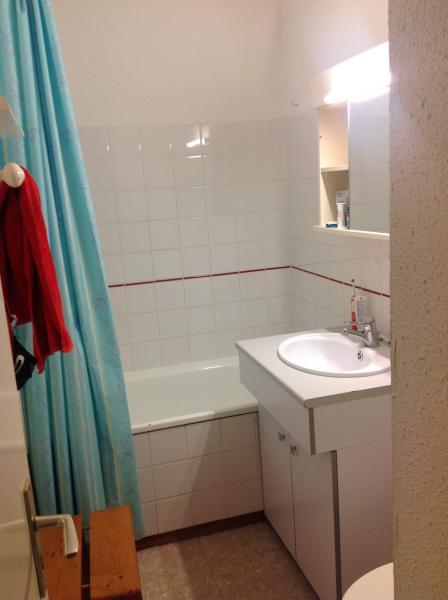 salle de bain Location Studio 81105 La Plagne
