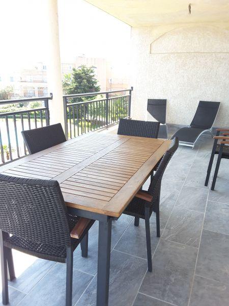 Terrasse Location Appartement 81285 Porto Vecchio