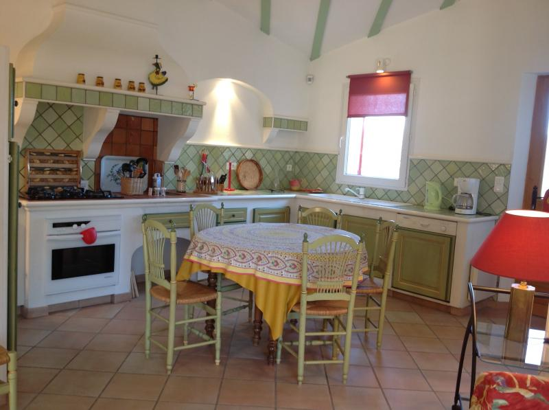 Cuisine américaine Location Villa 82681 Vaison la Romaine