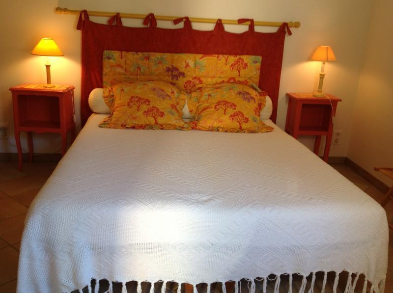 chambre 1 Location Villa 82681 Vaison la Romaine