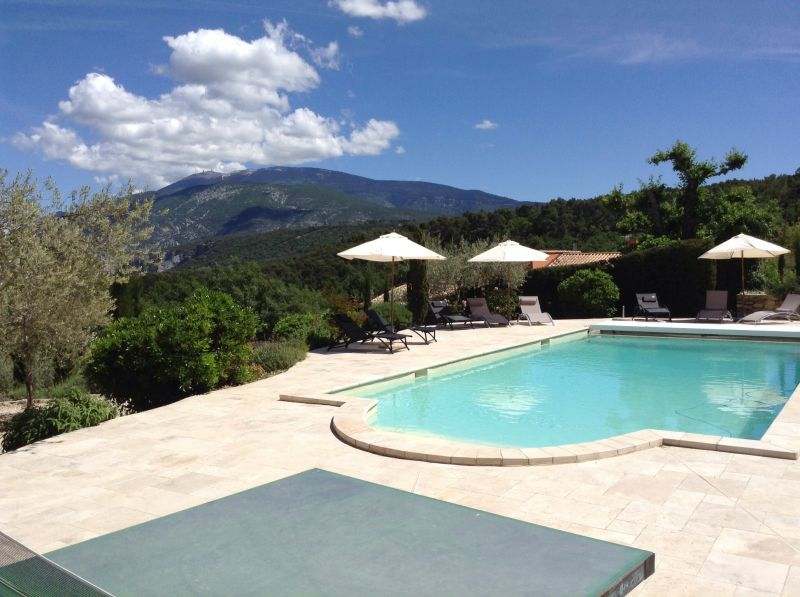 Piscine Location Villa 82681 Vaison la Romaine