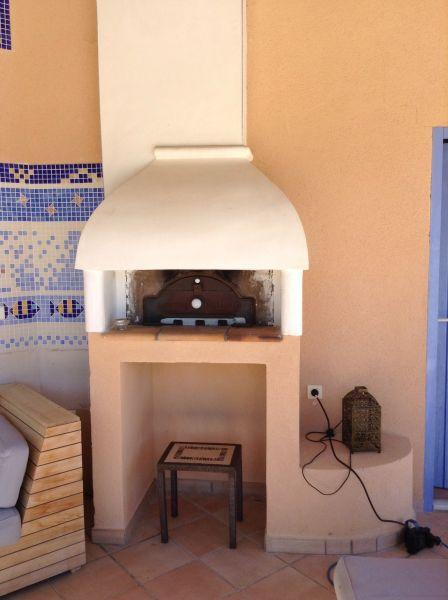 Cuisine d'été Location Villa 82681 Vaison la Romaine