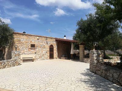 Vue extérieure de la location Location Villa 85337 Lido Marini