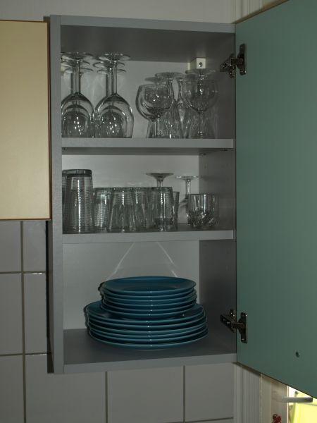 Cuisine américaine Location Appartement 94885 Dinard