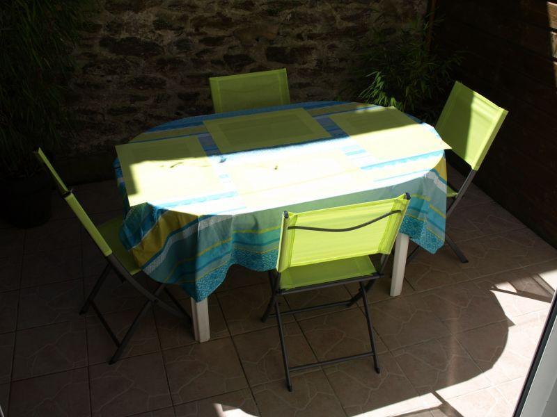 Terrasse Location Appartement 94885 Dinard