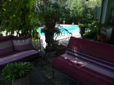 Vue ext�rieure de la location Location Maison 95784 Montpellier