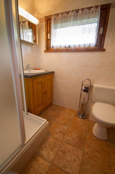 salle de bain Location Appartement 97632 Notre Dame de Bellecombe