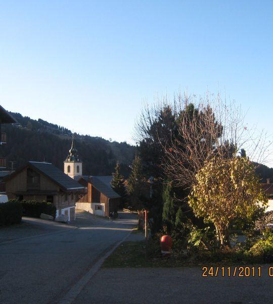 Vue extérieure de la location Location Appartement 97632 Notre Dame de Bellecombe