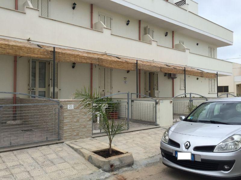 Vue extérieure de la location Location Appartement 97977 Ugento - Torre San Giovanni