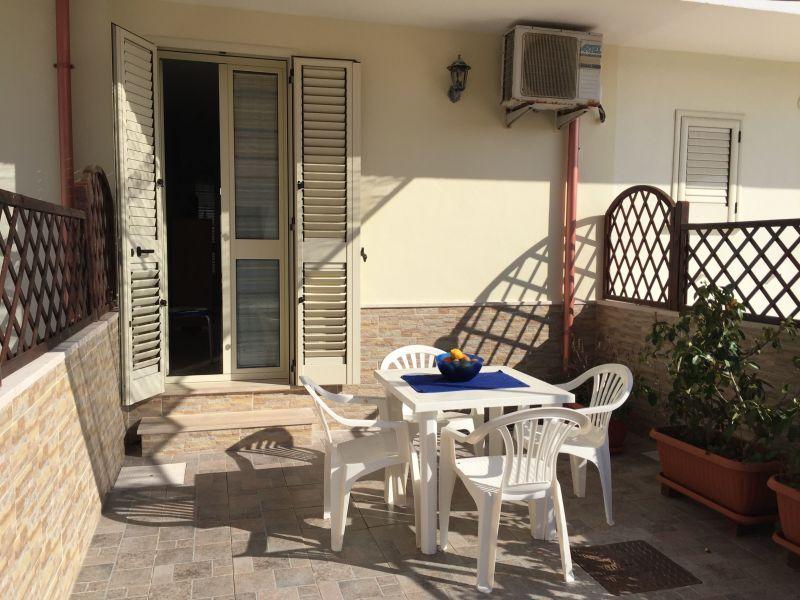 Veranda Location Appartement 97977 Ugento - Torre San Giovanni