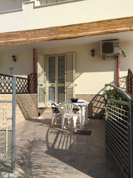 Entrée Location Appartement 97977 Ugento - Torre San Giovanni