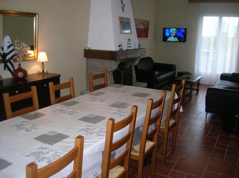 Salle à manger Location Gite 101216 Cherrueix