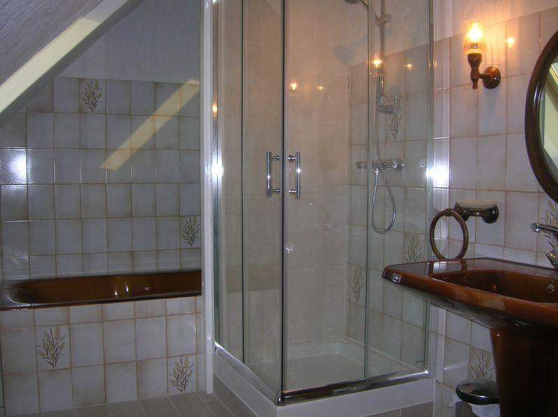 Salle d'eau Location Gite 101216 Cherrueix