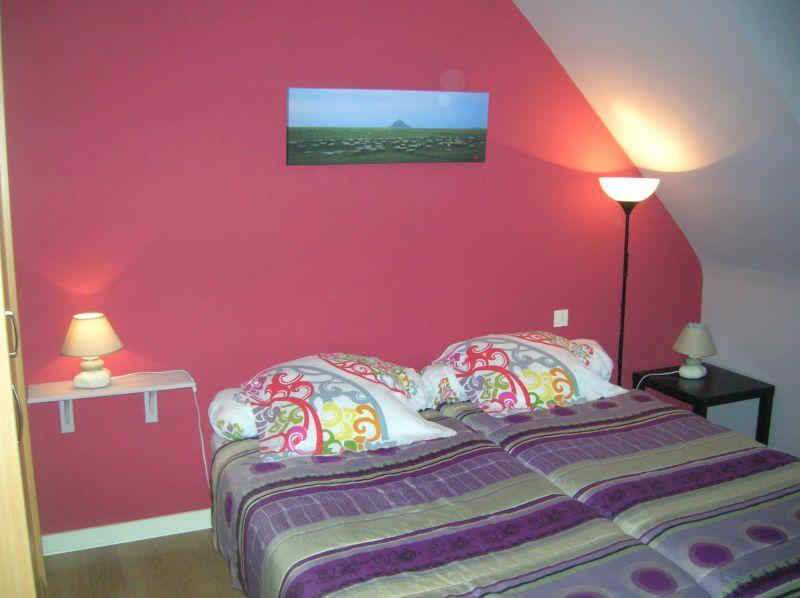 chambre 2 Location Gite 101216 Cherrueix