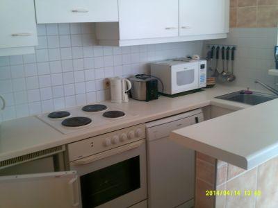 Coin cuisine Location Appartement 101808 La Panne