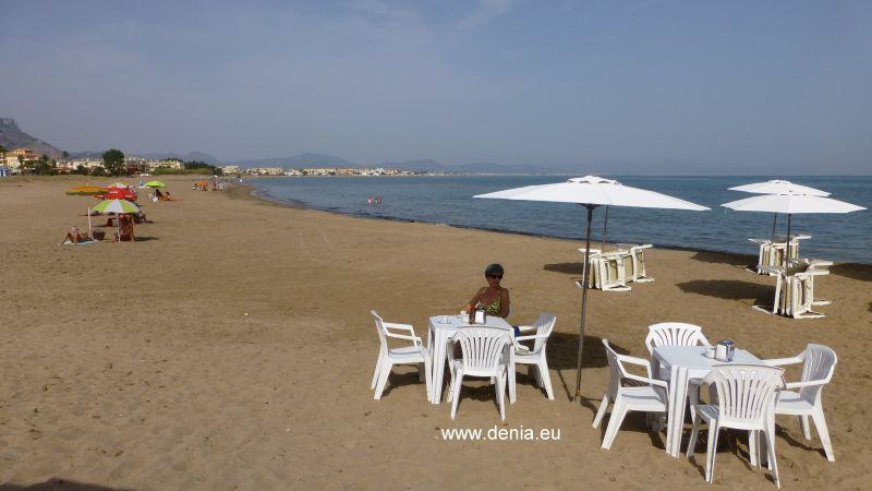 Plage Location Appartement 101883 Dénia