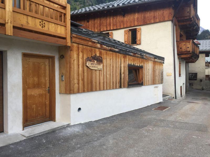 Vue extérieure de la location Location Appartement 102107 La Plagne