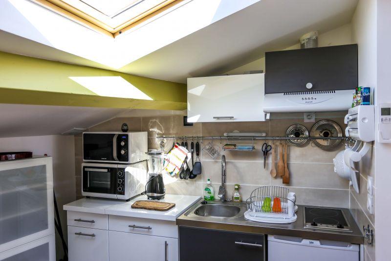 Coin cuisine Location Appartement 103352 La Ciotat