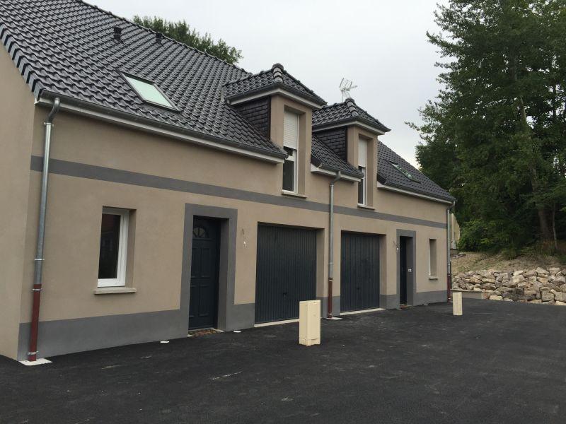 Vue extérieure de la location Location Maison 105489 Le Touquet