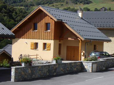 Vue extérieure de la location Location Appartement 105583 Saint Sorlin d'Arves