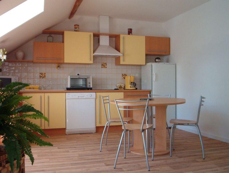 Cuisine américaine Location Appartement 106348 Luz Saint Sauveur