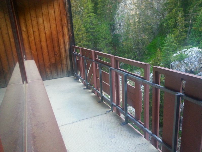 Balcon Location Appartement 106619 La Plagne