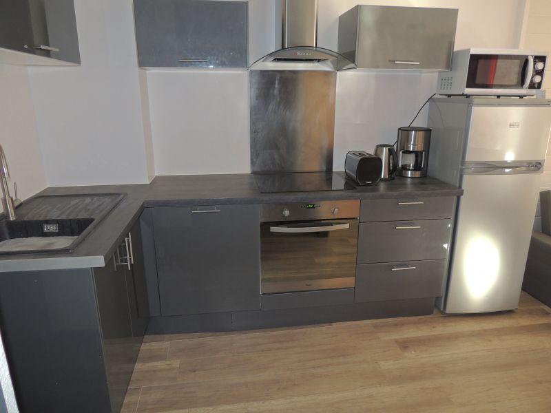 Coin cuisine Location Appartement 106619 La Plagne