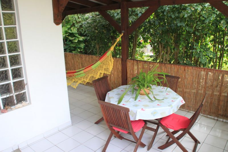 Terrasse Location Studio 106679 Gosier (Guadeloupe)