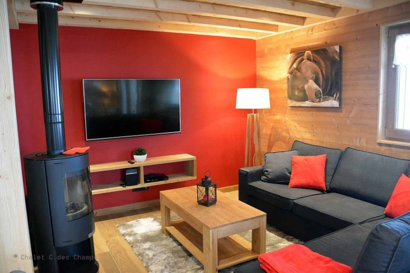 Séjour Location Appartement 110961 Morzine